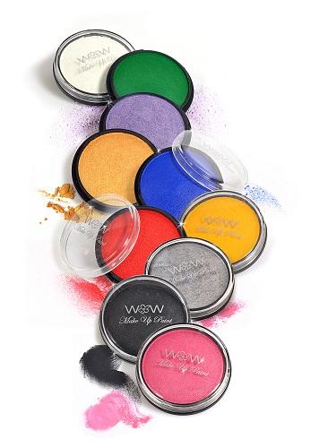 צבעי גוף מאושרים לשימוש, של WOW במחיר 24.60 שקל