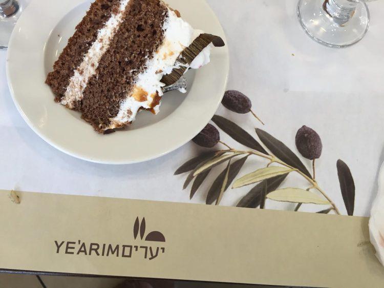 עוגה במלון יערים